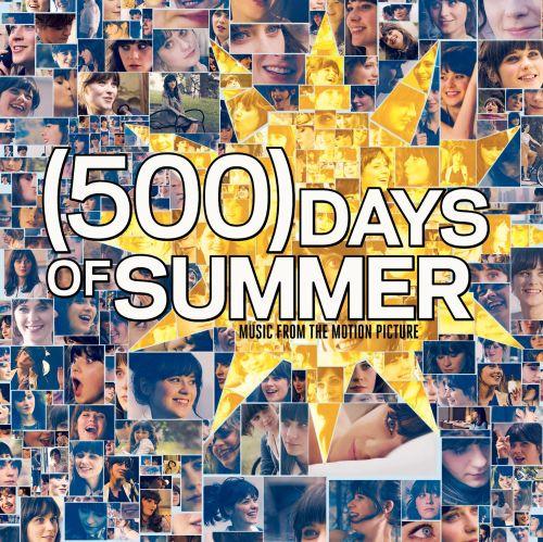 (500) Days of Summer [CD] 9377934