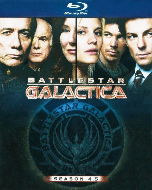 Battlestar Galactica: Season 4.5 [3 Discs] [Blu-ray] 9381064