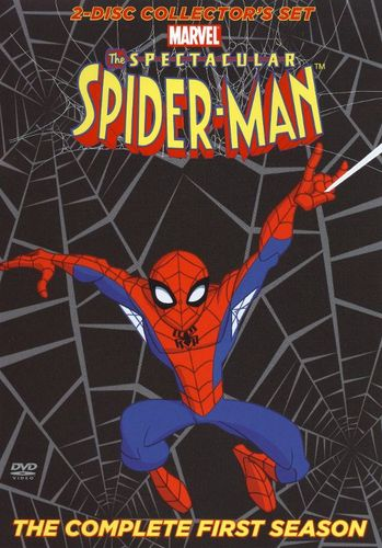 The Spectacular Spider-Man: The Complete First Season [2 Discs] [DVD] 9381251