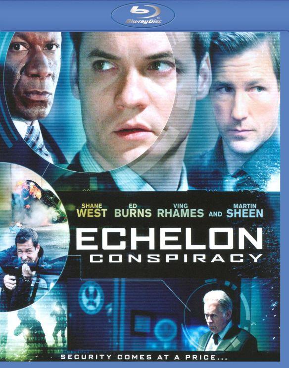 Echelon Conspiracy [Blu-ray] [2009] 9381563