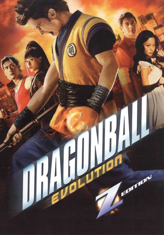DragonBall: Evolution [Z Edition] [DVD] [2009] 9381643