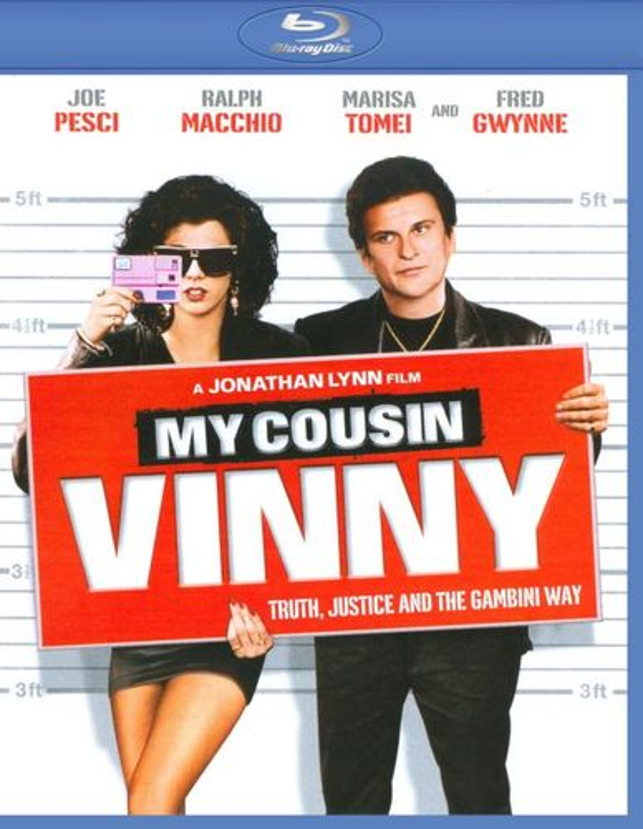 My Cousin Vinny [Blu-ray] [1992] 9381661
