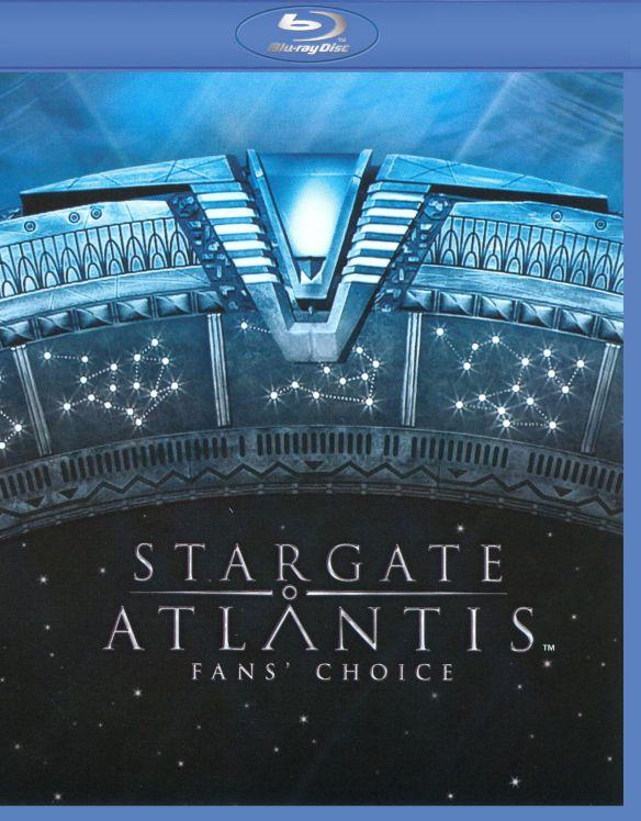 Stargate Atlantis: Fan's Choice [Blu-ray] 9381698