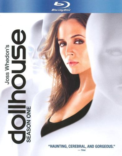 Dollhouse: Season One [3 Discs] [Blu-ray] 9381714