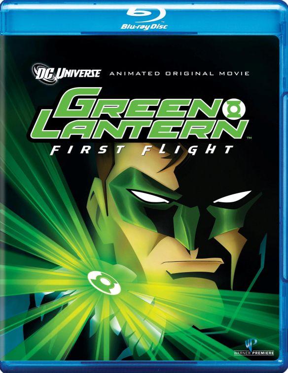 Green Lantern: First Flight [Blu-ray] [2009] 9386274