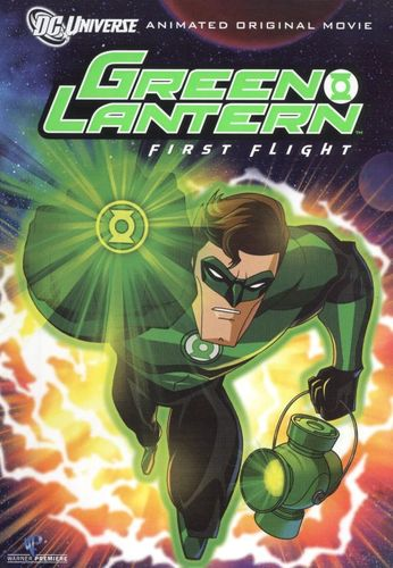 Green Lantern: First Flight [DVD] [2009] 9386318