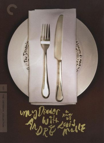 My Dinner with Andre [Criterion Collection] [DVD] [1981] 9387843