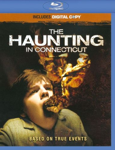 The Haunting in Connecticut [Rated] [Blu-ray] [2009] 9388165