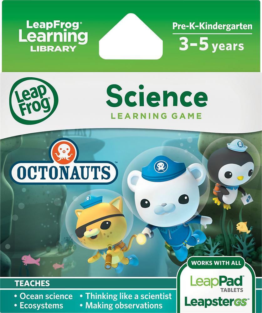 LeapFrog - Disney: Octonauts Learning Game - Corporate Perks Lite ...