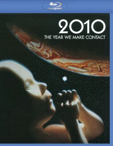 2010: The Year We Make Contact [Blu-ray] [1984] 9389725