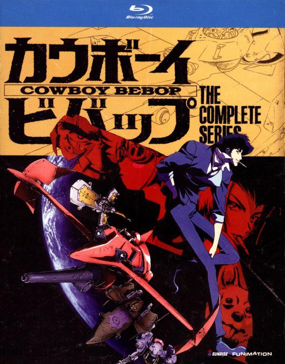 Cowboy Bebop: Complete Series [4 Discs] [Blu-ray] 9393148