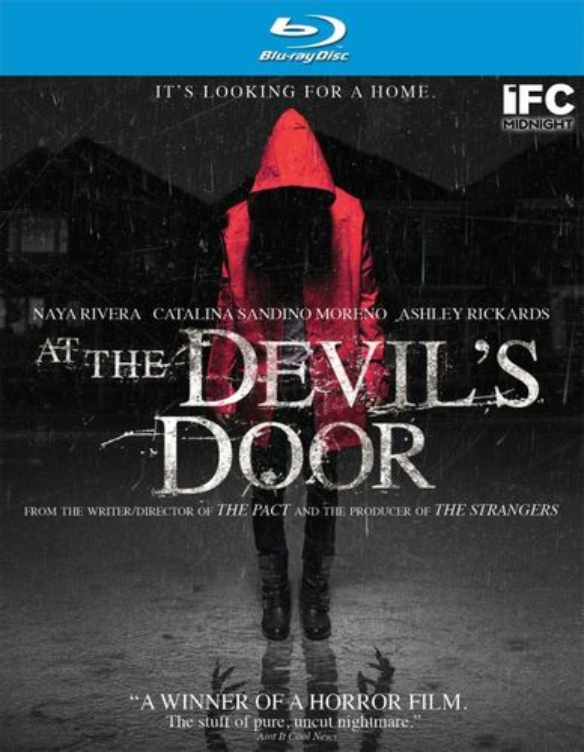 At the Devil's Door [Blu-ray] [2014] 9393184