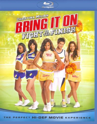 Bring It On: Fight to the Finish [Blu-ray] [2009] 9397734