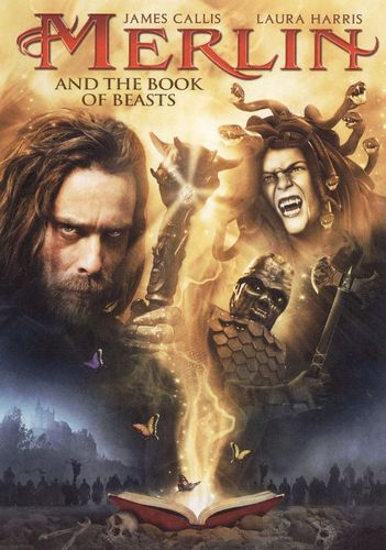 Merlin and the Book of Beasts [DVD] [2009] 9397832