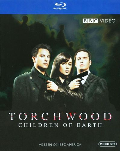 Torchwood: Children of Earth [Blu-ray] [2 Discs] [2009] 9403353
