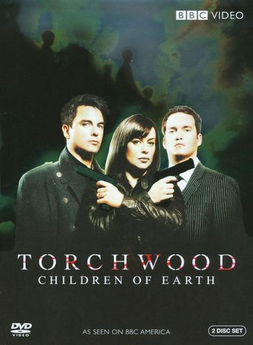 Torchwood: Children of Earth [2 Discs] [DVD] [2009] 9403371