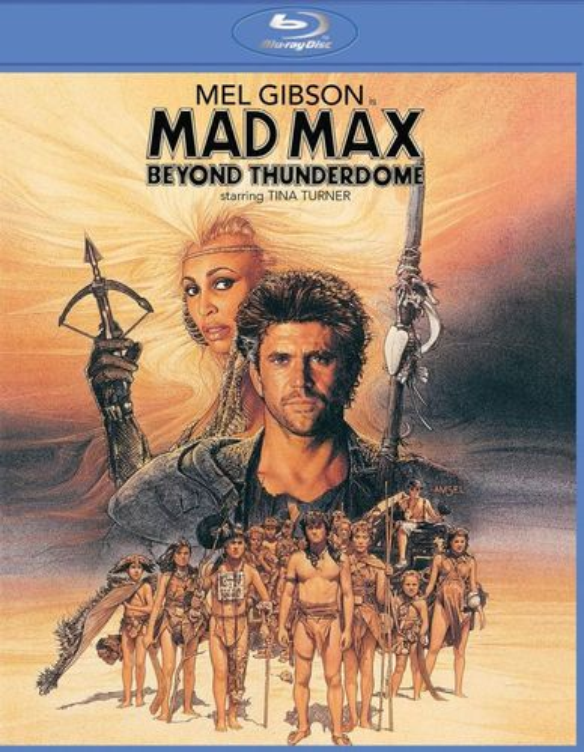 Mad Max: Beyond Thunderdome [Blu-ray] [1985] 9410086