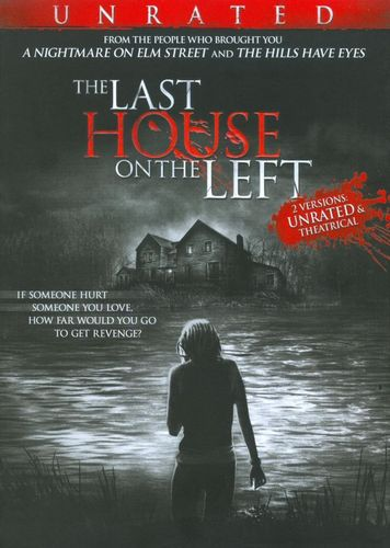 The Last House on the Left [Unrated/Rated Versions] [DVD] [2009] 9421985