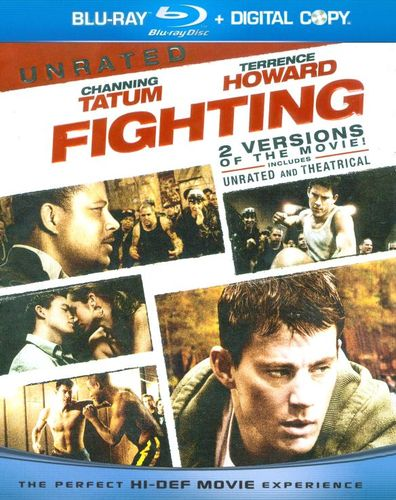 Fighting [Unrated/Rated Versions] [2 Discs] [Includes Digital Copy] [Blu-ray] [2009] 9422001