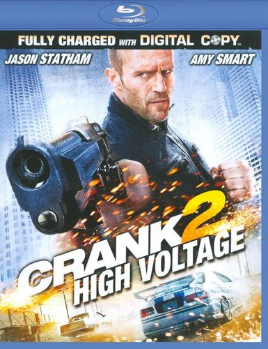 Crank 2: High Voltage [Special Edition] [2 Discs] [Includes Digital Copy] [Blu-ray] [2009] 9422234