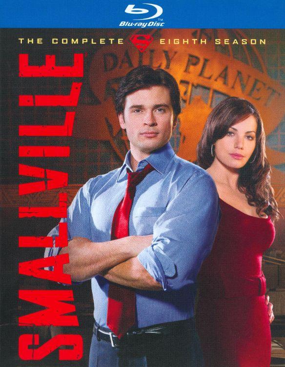 Smallville: The Complete Eighth Season [4 Discs] [Blu-ray] 9426294