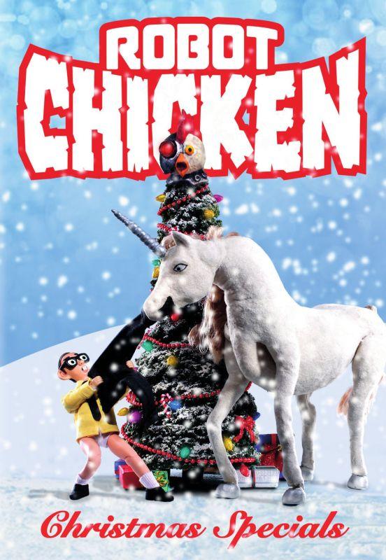 Robot Chicken: Christmas Specials [DVD] 9427153