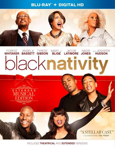 Black Nativity [Extended Musical Edition] [Blu-ray] [2013] 9427199