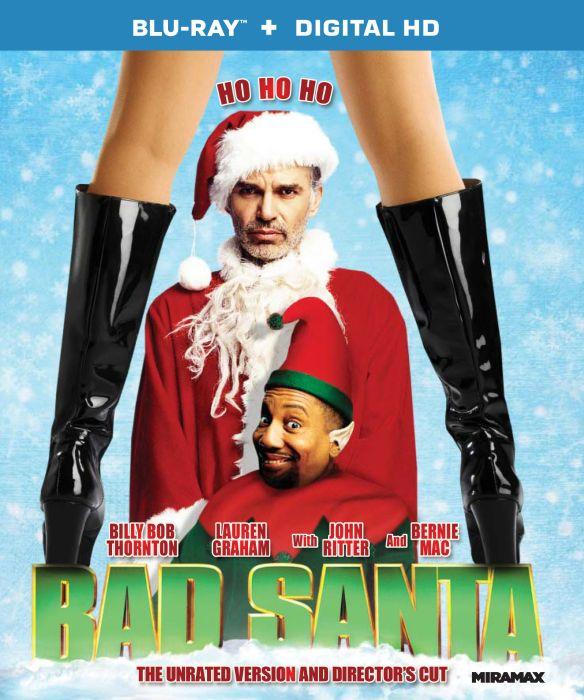 Bad Santa [Blu-ray] [2003] 9427204
