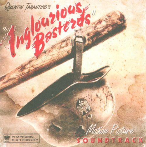 Inglourious Basterds [Original Soundtrack] [CD] 9428078