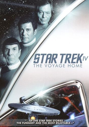 Star Trek IV: The Voyage Home [DVD] [1986] 9433188
