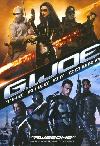 G.I. Joe: The Rise of Cobra [DVD] [2009] 9433277