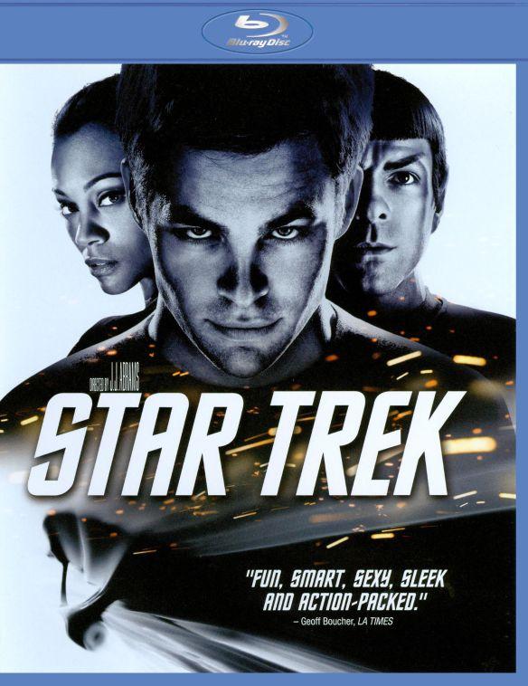 Star Trek [Blu-ray] [2009] 9433357