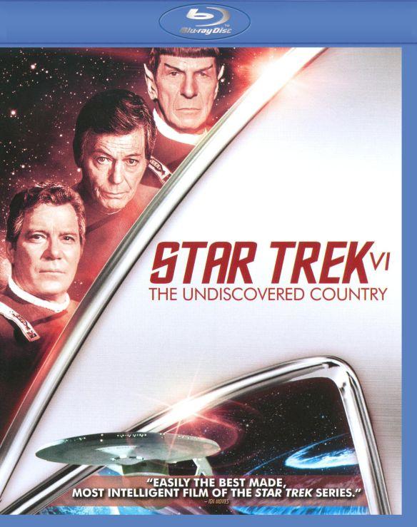 Star Trek VI: The Undiscovered Country [Blu-ray] [1991] 9433749