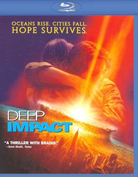 Deep Impact [Blu-ray] [1998] 9433776