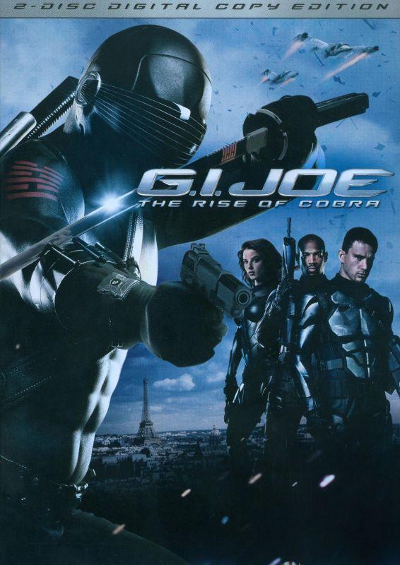 G.I. Joe: The Rise of Cobra [2 Discs] [Includes Digital Copy] [DVD] [2009] 9433801