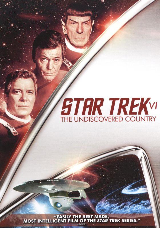 Star Trek VI: The Undiscovered Country [DVD] [1991] 9434061
