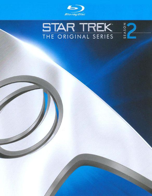 Star Trek: The Original Series - Season Two [7 Discs] [Blu-ray] 9434114