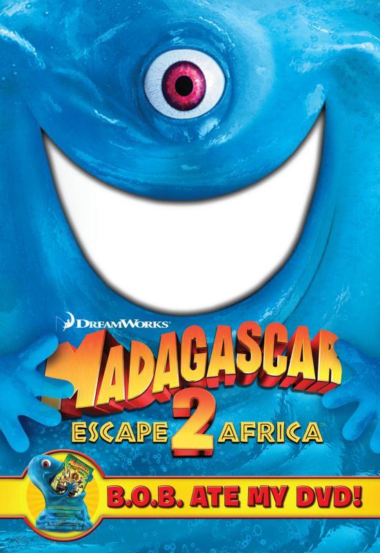 Madagascar: Escape 2 Africa [WS] [B.O.B. Packaging] [DVD] [2008] 9434132