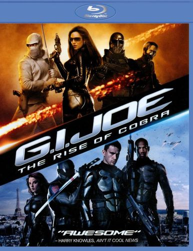 G.I. Joe: The Rise of Cobra [Blu-ray] [2009] 9434221