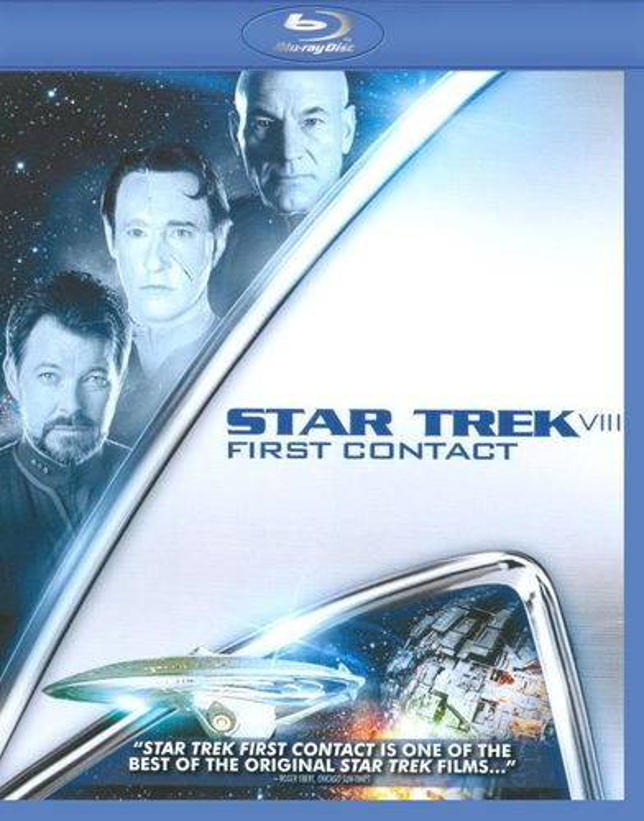 Star Trek VIII: First Contact [Blu-ray] [1996] 9434347