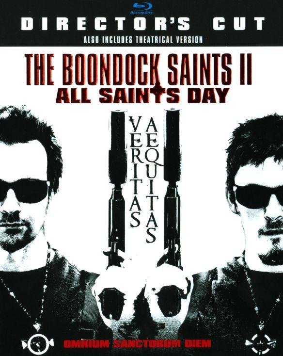The Boondock Saints II: All Saints Day [Director's Cut] [Includes Digital Copy] [UltraViolet] [Blu-ray] [2009] 9435049