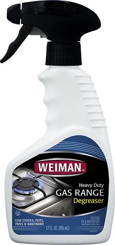 Weiman - 12-Oz. Heavy-Duty Gas Range Degreaser - Multi