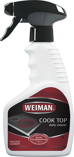 Weiman - 12-Oz. Daily Cooktop Cleaner - Multi