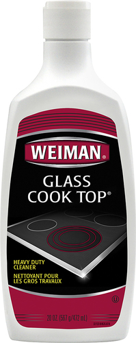 Weiman - 20-Oz. Heavy-Duty Cooktop Cleaner and Polish - Multi