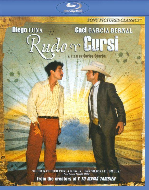 Rudo y Cursi [Blu-ray] [2008] 9438218