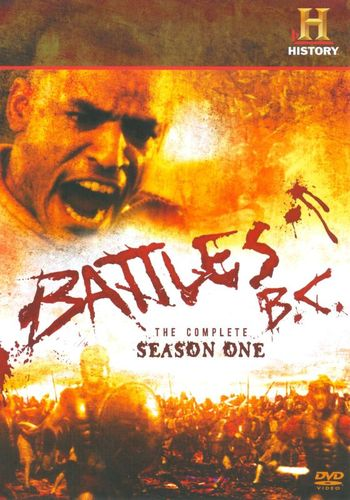 Battles BC: The Complete Season One [3 Discs] [DVD] 9440152