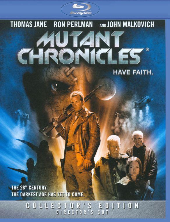 Mutant Chronicles [Blu-ray] [2008] 9441286