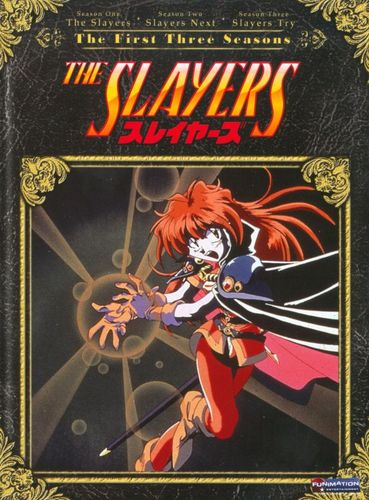 The Slayers: The Complete Seasons 1-3 [12 Discs] [DVD] 9441384