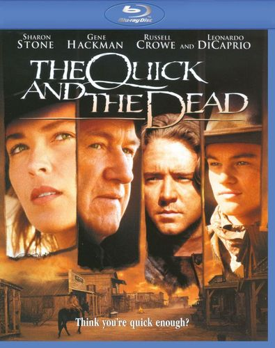 The Quick and the Dead [Blu-ray] [1995] 9458534