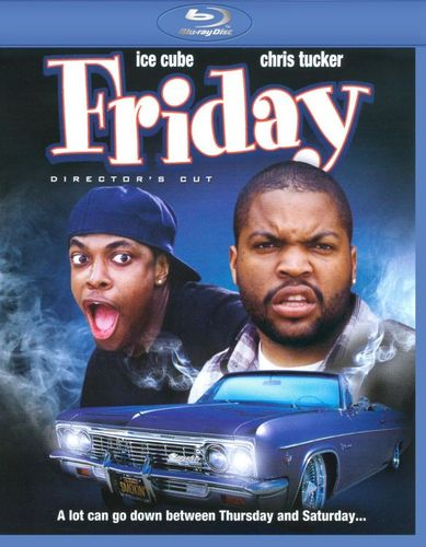 Friday [Deluxe Edition] [Director's Cut] [Blu-ray] [1995] 9459846